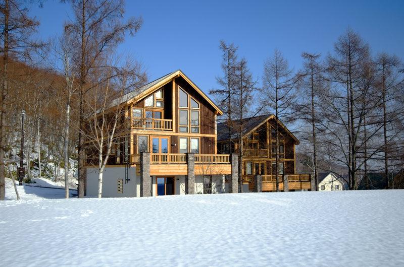 Asahi Lodge Outdoor View | Izumikyo 3