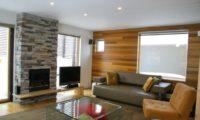 Ezo 365 Lounge Area with TV | Lower Hirafu