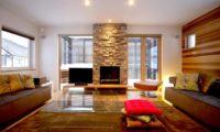 Ezo 365 Living Area with TV | Lower Hirafu