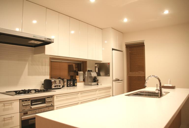 Ezo 365 Kitchen | Lower Hirafu
