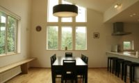 J House Dining Area | Lower Hirafu