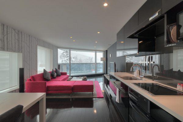 Kira Kira Lounge Area | Upper Hirafu