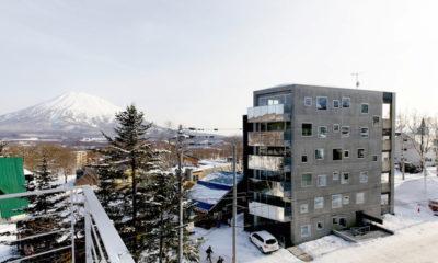 Kira Kira Outdoor View | Upper Hirafu
