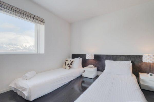 Kira Kira Twin Bedroom | Upper Hirafu