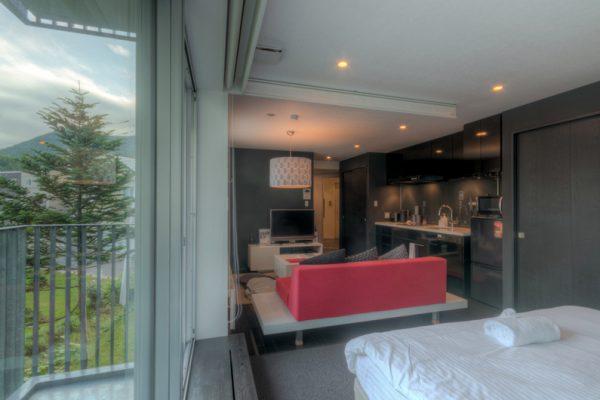 Kira Kira Bedroom and Balcony | Upper Hirafu