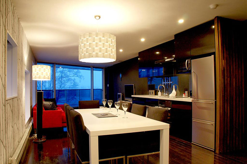 Kira Kira Kitchen and Dining Area | Upper Hirafu