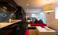 Kira Kira Bedroom with Wooden Floor | Upper Hirafu