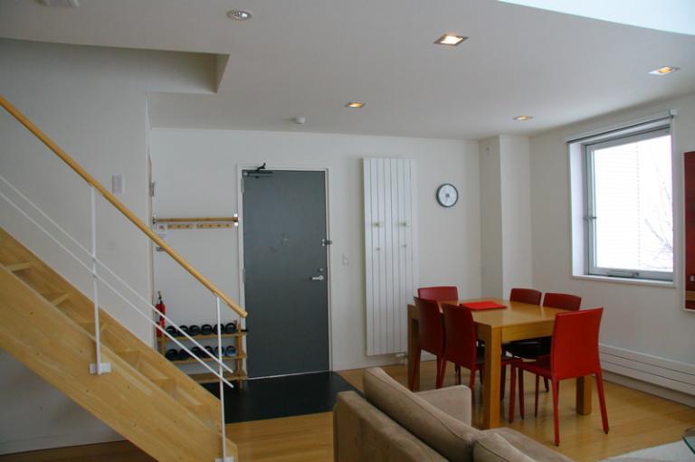 Miharashi Apartnments Dining Area | Upper Hirafu