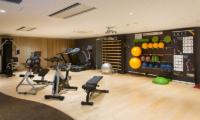 Chalet Ivy Gym | Upper Hirafu
