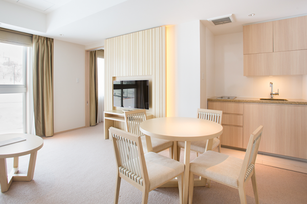 Chalet Ivy One Bedroom Suite | Upper Hirafu