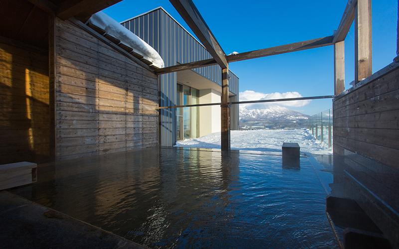 Penthouse Outdoor Onsen