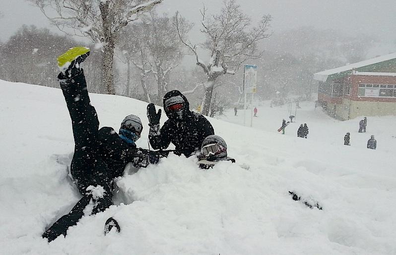 Niseko, the best snow in the world