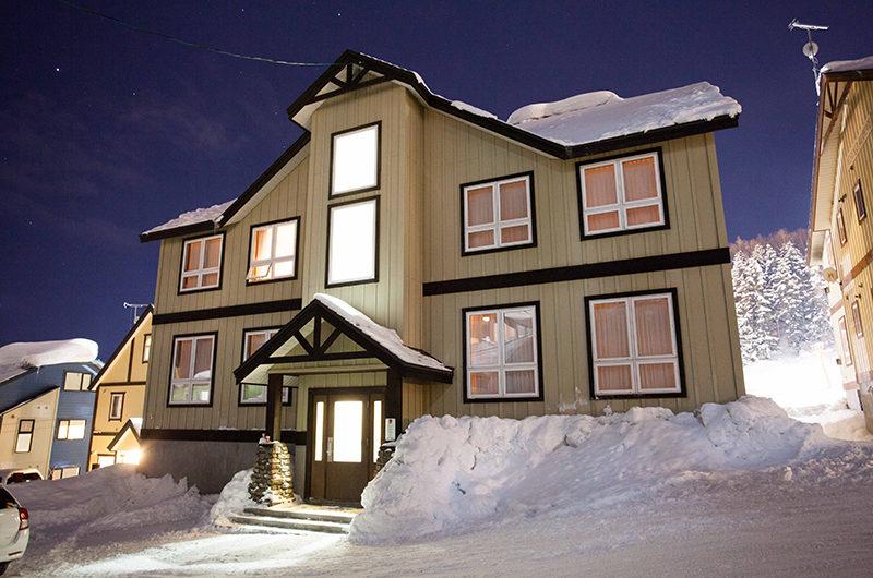 Niseko Alpine Apartments Outdoor Area | Upper Hirafu Village