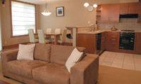 Niseko Alpine Apartments Kitchen and Dining Area | Upper Hirafu Village