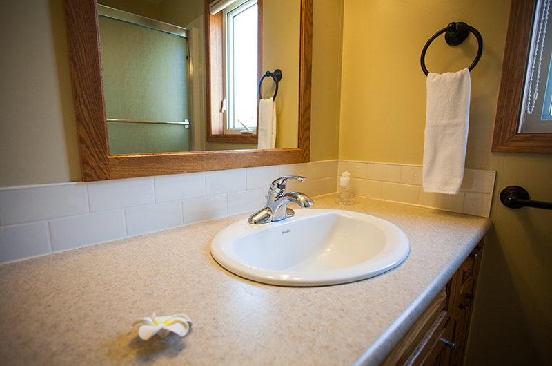 Niseko Alpine Apartments Bathroom | Upper Hirafu Village