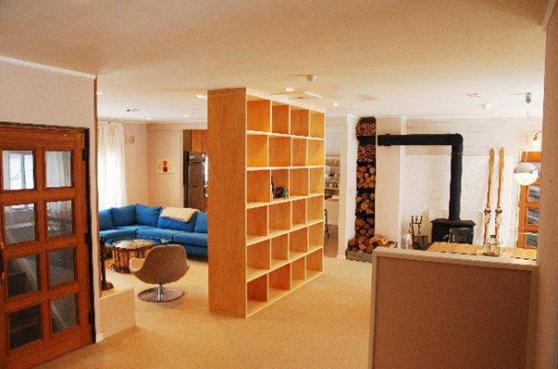 Annupuri Lodge Lounge Area | Annupuri