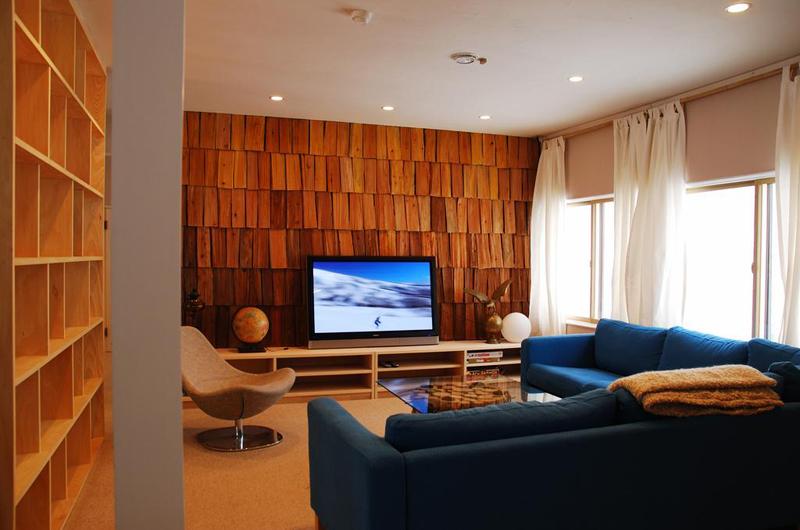 Annupuri Lodge TV Room | Annupuri