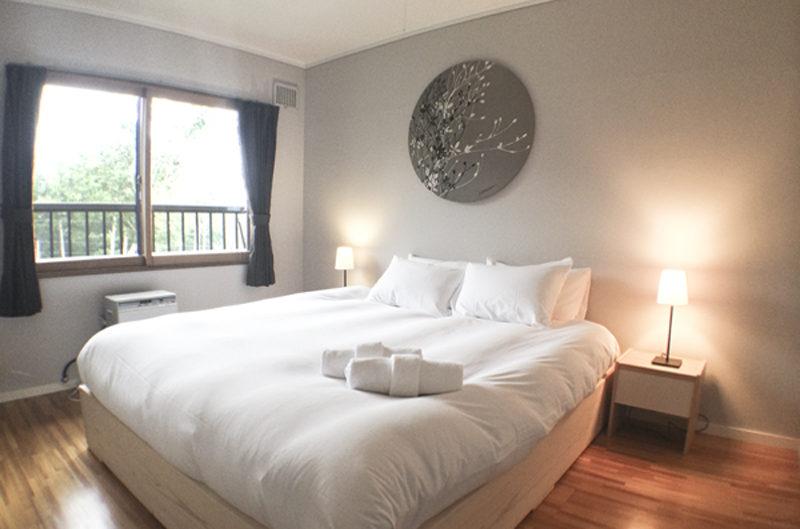 Annupuri Lodge Bedroom with Wooden Floor | Annupuri