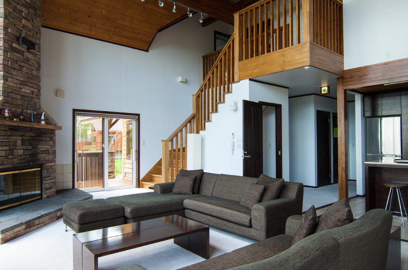 Casa La Mont Living Area | Annupuri