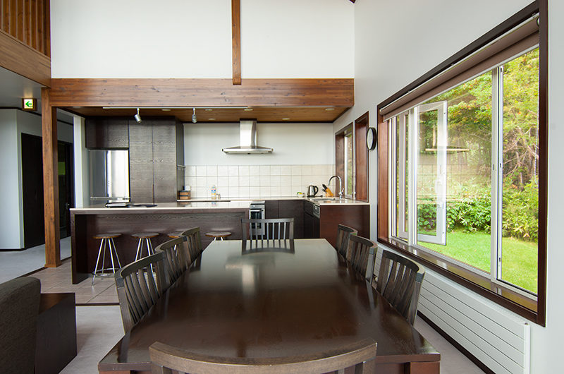 Casa La Mont Kitchen and Dining Area | Annupuri
