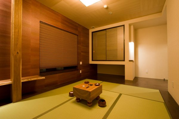 Enju Tea Room with Japanese Mat | Middle Hirafu