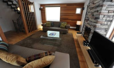 Ezo Yume Indoor Living Area | Lower Hirafu