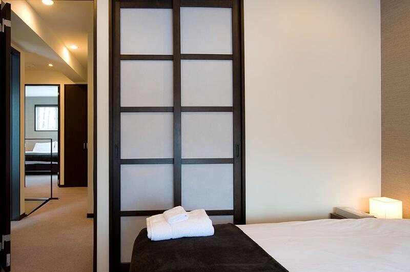 Fubuki Bedroom View | Lower Hirafu