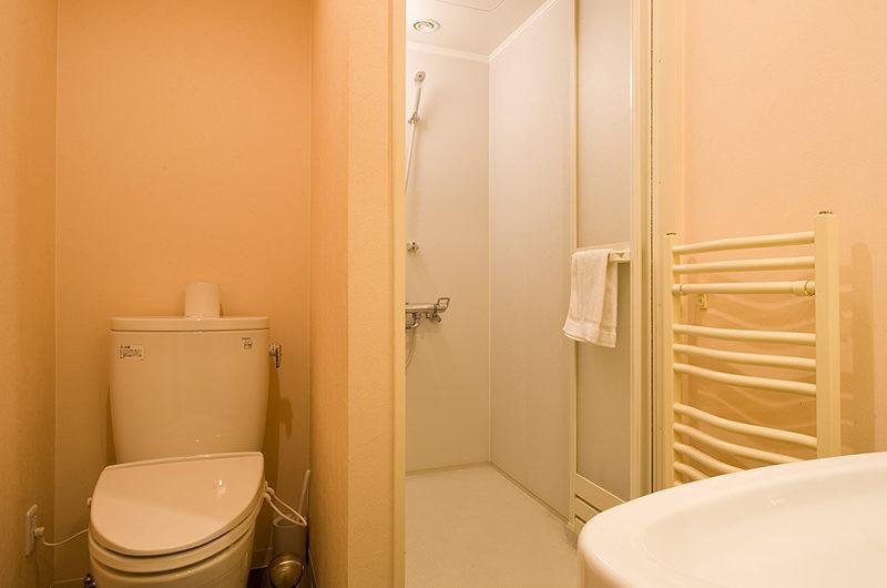 Gondola Chalets Bathroom | Upper Hirafu