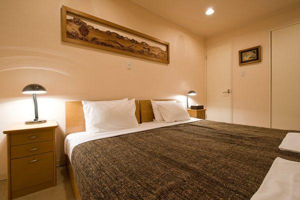 Gondola Chalets Bedroom | Upper Hirafu