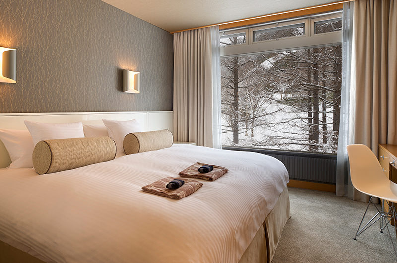 Green Leaf Niseko Village Deluxe King Room | Niseko Village