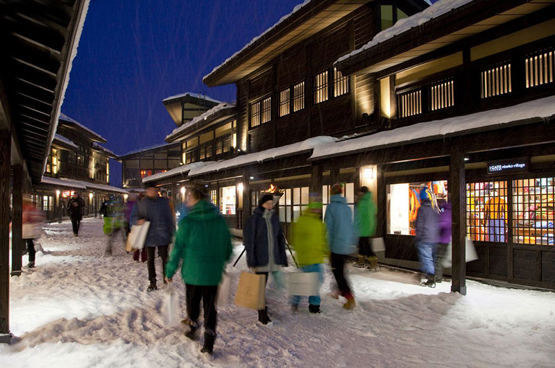 Green Leaf Niseko Village Niseko Village Edo Period Shopping Precinct | Niseko Village