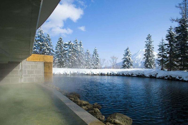 Hilton Niseko Village Outdoor Onsen | Niseko Village