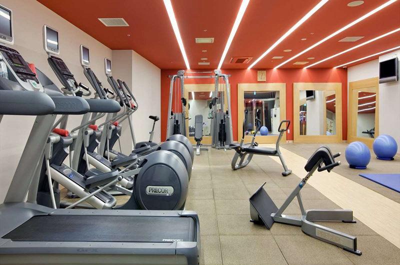 Hilton Niseko Village Gym | Niseko Village