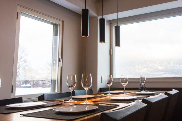 J-Sekka Suites Dining Area | Middle Hirafu