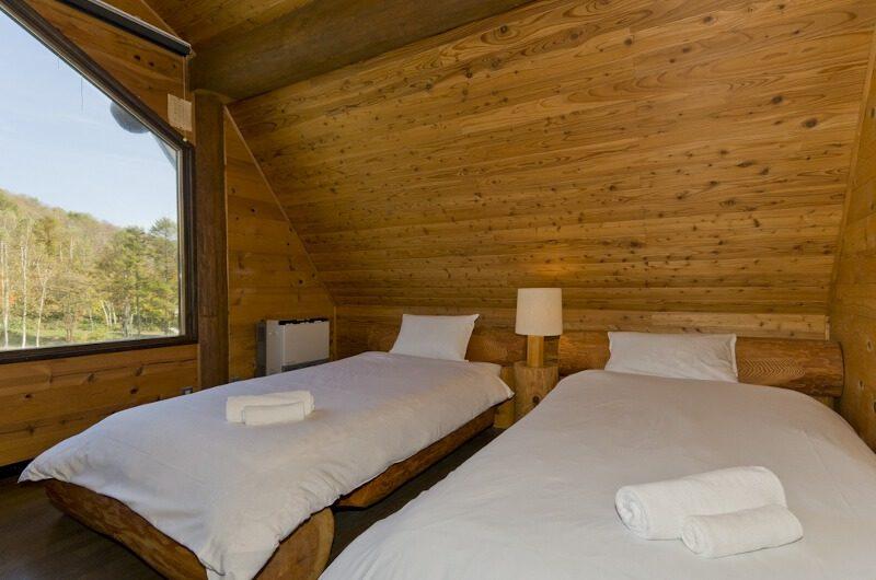 Jindabyne Lodge Twin Bedroom | East Hirafu