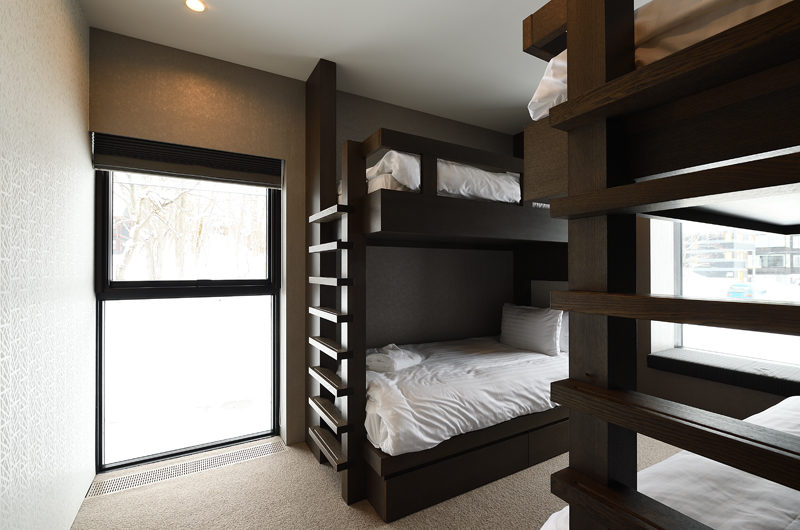 Niseko JunJun Bunk Beds | Lower Hirafu