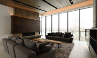 Niseko JunJun Living Area with Carpet | Lower Hirafu