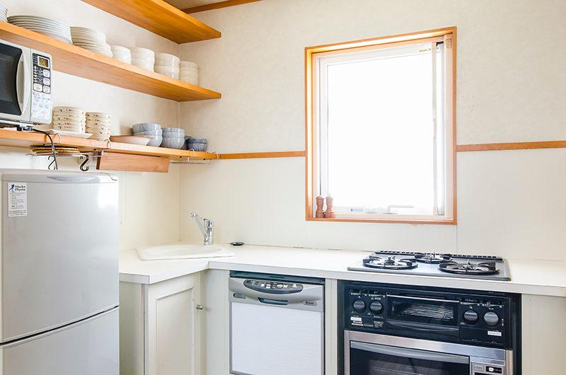 Jurin Cottage Kitchen | East Hirafu