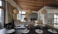 Niseko Kasetsu Living and Dining Area | Lower Hirafu