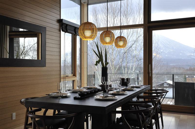 Niseko Kasetsu Dining with Mountain View | Lower Hirafu