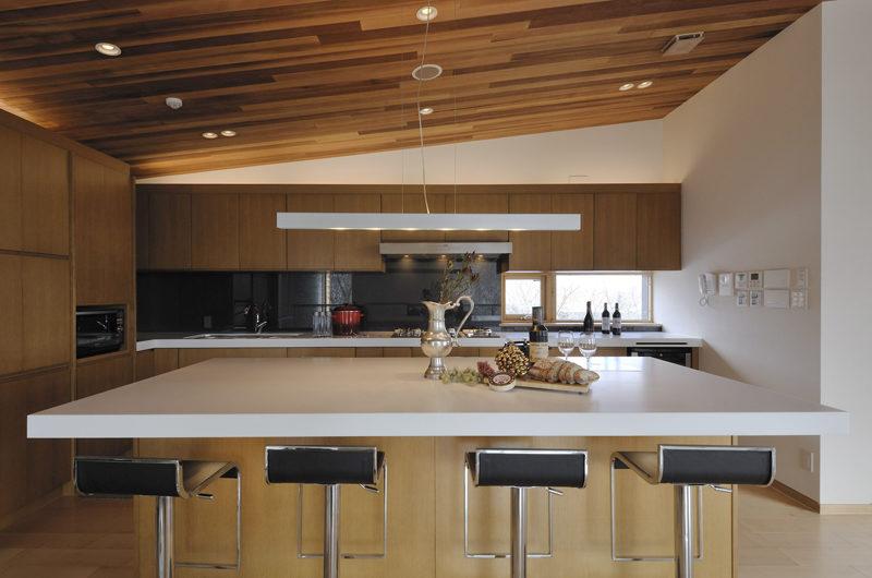 Niseko Kasetsu Modular Kitchen | Lower Hirafu