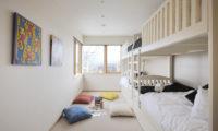 Niseko Kasetsu Bunk Beds | Lower Hirafu