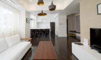 Kizuna One Bedroom Living Area | Upper Hirafu