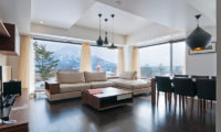 Kizuna Two Bedroom Premium Living Area | Upper Hirafu