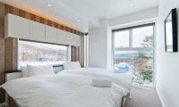 Kizuna Two Bedroom Premium Bedroom | Upper Hirafu