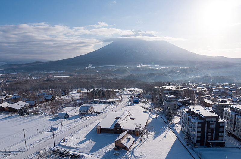 Lodge Hakuunso Mountain View | Upper Hirafu