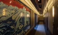 Lodge Hakuunso Corridor | Upper Hirafu
