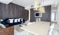Loft Niseko Indoor Living and Dining Area | Middle Hirafu