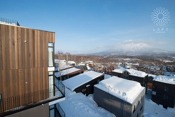 Loft Niseko Mountain View | Middle Hirafu