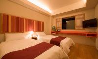 M Hotel Twin Configuration | Middle Hirafu